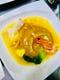 鶴ヶ島市の特産品サフランを使用したフカヒレ黄金姿煮込み