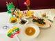 鶴ヶ島産食材や特産品とミャンマー食材コラボのホストタウン料理