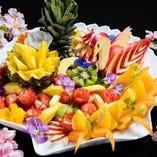 お祝い事を彩る 季節のフルーツ盛り