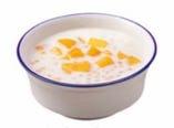 マンゴー入りプチココナッツミルク