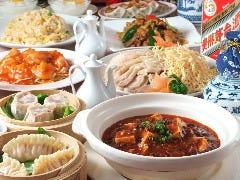 中華美食・食べ飲み放題「旭亭」 茅場町本店