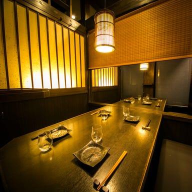 全席個室 居酒屋 はなれ ‐離‐ 仙台駅前店 こだわりの画像