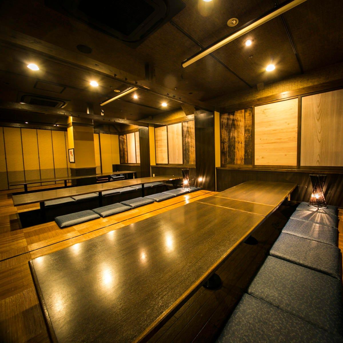 全席個室 居酒屋 はなれ ‐離‐ 仙台駅前店