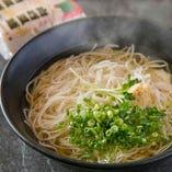 白石温麺(冷・温)