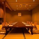 8名~42名様用◆テーブル、座敷