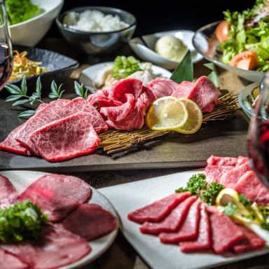 焼肉・にくなべ屋 神戸びいどろ 大船店  コースの画像