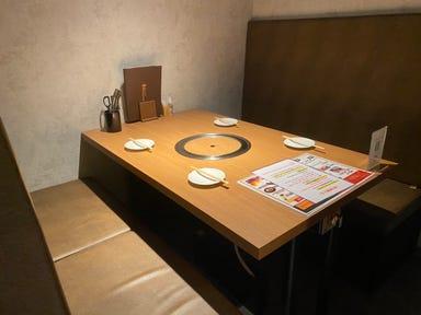 焼肉・にくなべ屋 神戸びいどろ 大船店  店内の画像