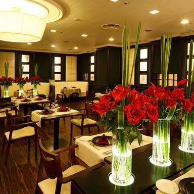 フレンチ&チャイニーズレストラン モンスレー 大阪新阪急ホテル 店内の画像