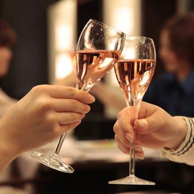 フレンチ&チャイニーズレストラン モンスレー 大阪新阪急ホテル メニューの画像