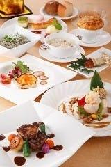 フレンチ&チャイニーズレストラン モンスレー 大阪新阪急ホテル