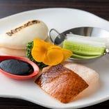 【新スタイル】フランス料理と中国料理をアラカルトで楽しむ!