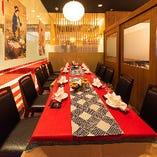 【4〜12名様】扉付きの完全個室で本格中華料理を楽しむ少人数ご宴会をどうぞ