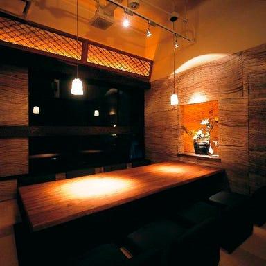 個室・炉端料理 かこいや 銀座七丁目店(銀座ライオンビル店) 店内の画像