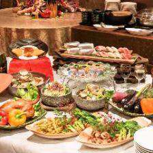 【2時間飲み放題付】貸切パーティー限定ビュッフェプラン〈全13品〉貸切・宴会・パーティ