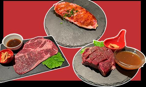 【90分食べ放題】このコースだけのステーキが人気!プレミアムコース