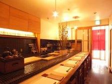 贅沢なひと時を堪能できるの個室
