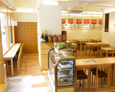 蒸し料理専門店 mus 梅田 店内の画像