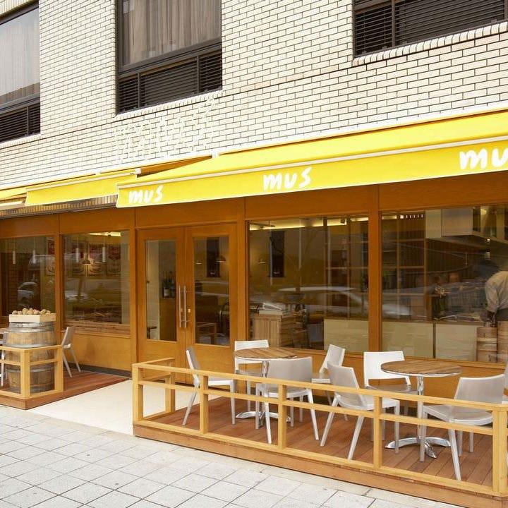阪急梅田駅徒歩5分の好アクセス ランチは午後4時30分まで!