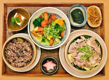 蒸し料理専門店 mus 梅田 コースの画像