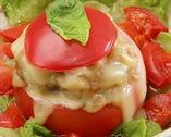 丸ごとっ!トマトと豚のチーズ蒸し