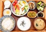 温野菜サラダランチ(リニューアル!)