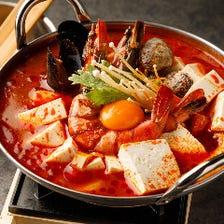 韓国料理宴会コースでお得に宴会♪
