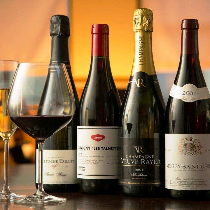 フランス郷土料理を同郷のワインで!