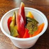 湘南鎌倉野菜のピクルス