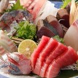 その時々の季節を感じる産地直送の鮮魚【国産】