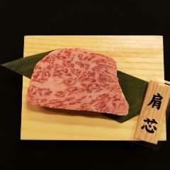 誕生日肉ケーキ×A5和牛 肉いち枚