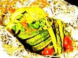 ・おすすめ!焼き野菜のロースト ~アンチョビバターソース~