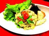 ・マグロとアボカドのサラダ