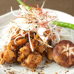 比内地鶏仙台味噌焼