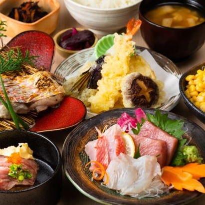 LIVE FISH MARKET 日比谷グルメゾン店