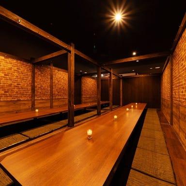 完全個室 創作居酒屋 えんや 天神店  店内の画像