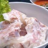 豚足(酢味噌付)