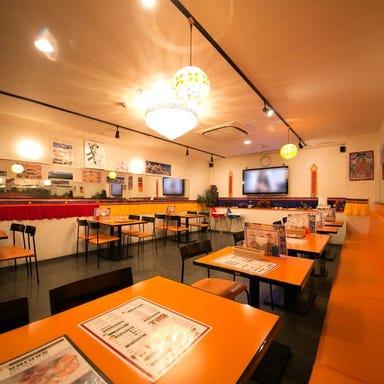 インドネパールカレーハウス SARINA  店内の画像