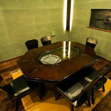 隠れ家個室 韓国料理 Dining  店内の画像