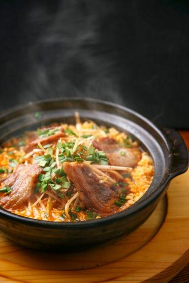隠れ家個室 韓国料理 Dining  メニューの画像