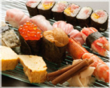 『にぎり鮨』は上・特上・極上が ございます。大人気です!