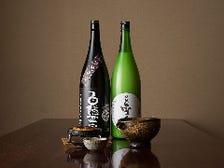 蕎麦の味を引き立てる日本酒