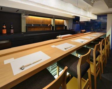 天ぷらと季節料理 二条たかくらやまもと 店内の画像