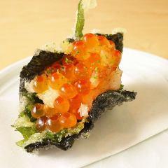 天ぷらと季節料理 二条たかくらやまもと