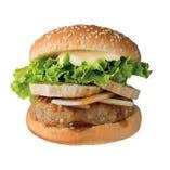 根菜鶏つくねバーガー