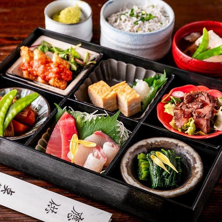 鎌倉観光に◎おすすめランチをご用意