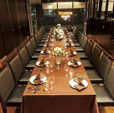 レストラン ラ・ベランダ アパホテル広島駅前大橋 店内の画像