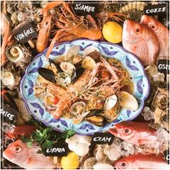 魚イタリアンと薪ピザ チロンボマリーナ