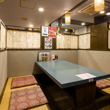 グランド居酒屋富士 すすきの店 店内の画像