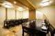 中人数用の完全個室も多数完備しております。