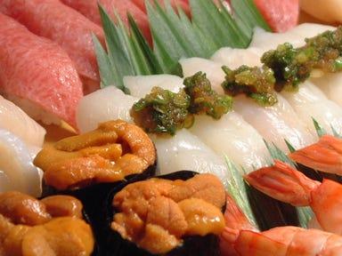 寿司割烹 松葉  コースの画像